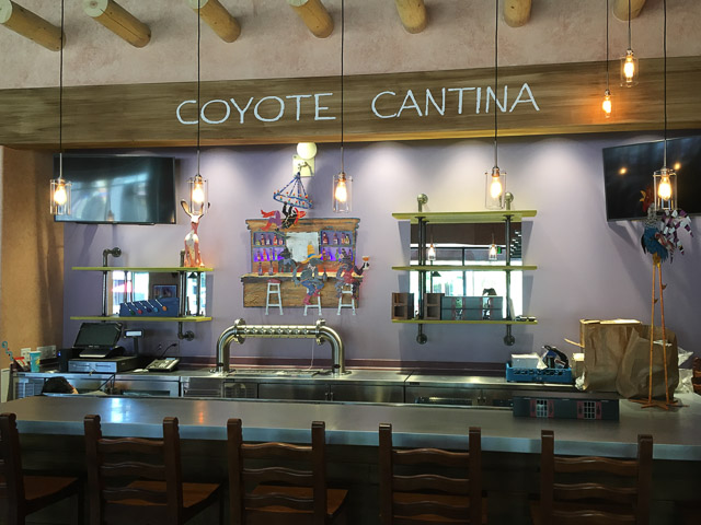 Dos Coyotes Border Cafe Menu