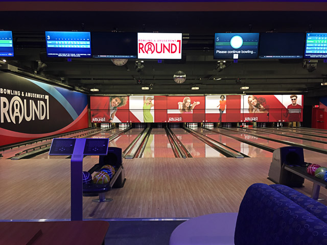 Round 1 Bowling Amp Amusement Opens In Sunvalley Shopping
