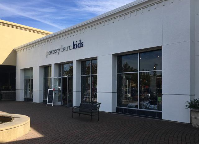 Pottery Barn Kids Opens At The Shops At Bishop Ranch