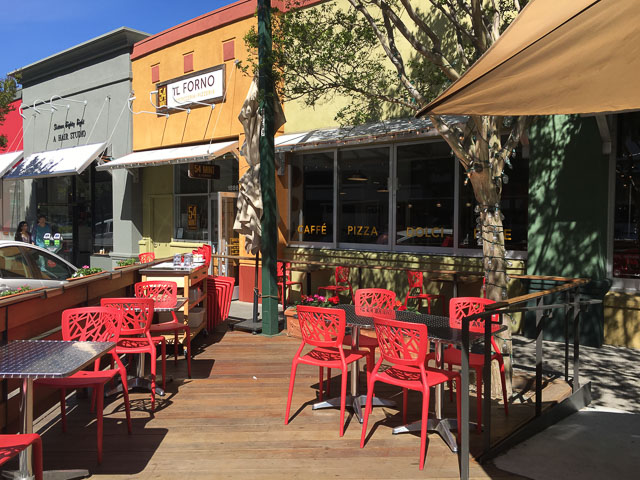 Beau ... A New Dining Patio Has Opened In Front Of 54 Mint Il Forno And The Wine  Bar Residual Sugar, Just In Time For The Great Weather Weu0027ve Been Having.  Yeah!