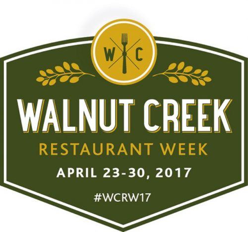 Walnut Creek Restaurant Week April 23rd April 30th In