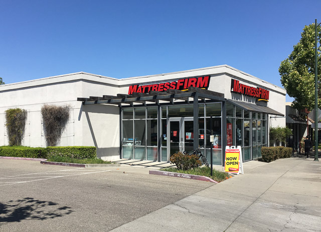 Sleep Train Becomes Mattress Firm In Walnut Creek And Elsewhere
