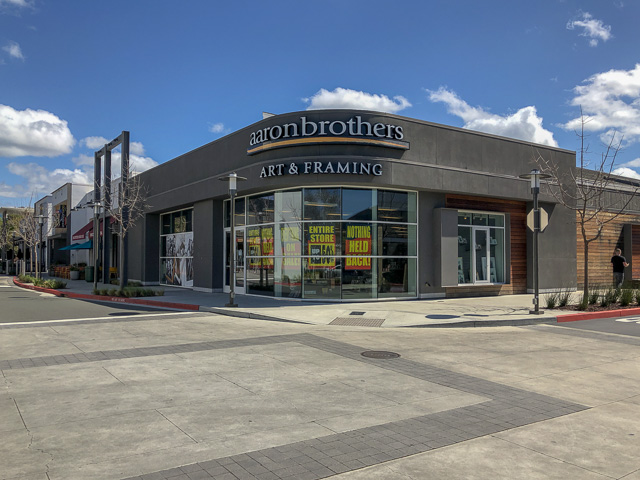 Aaron Brothers Closing in Willows Shopping Center in Concord ...