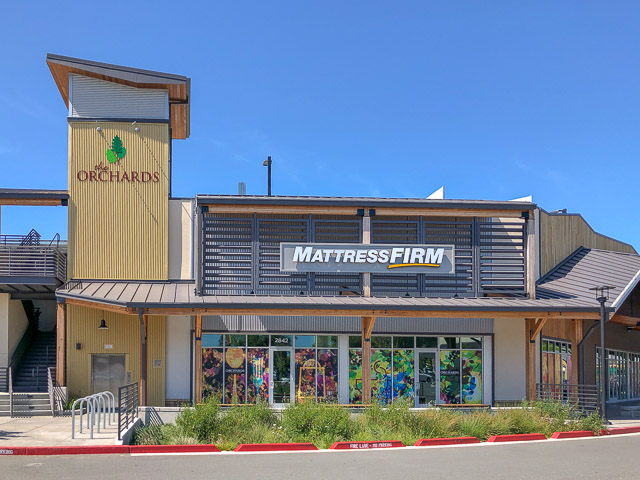 mattress firm building. Mattress Firm Coming To Orchards Shopping Center In Walnut Creek Building