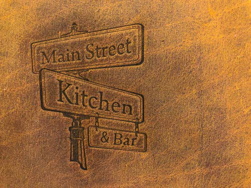 Main Street Kitchen Walnut Creek Menu
