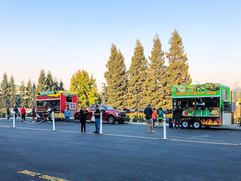 Bishop Ranch Food Trucks
