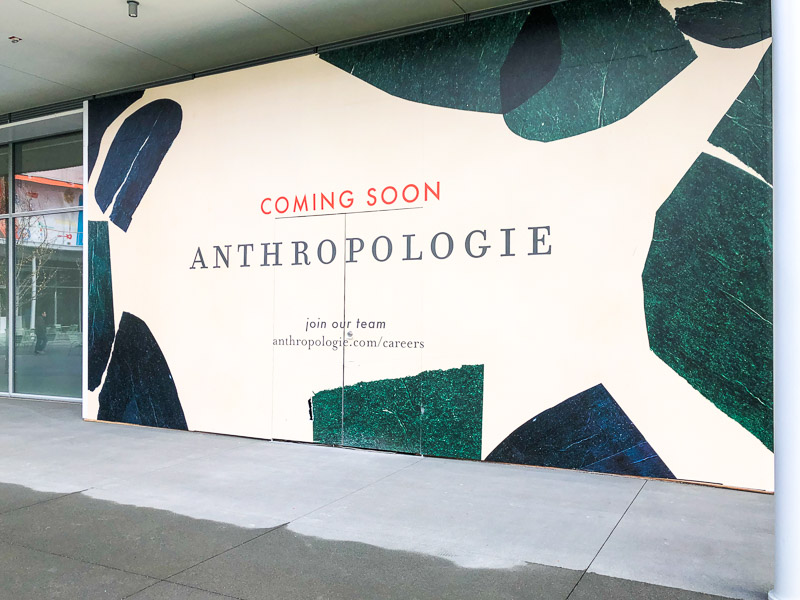 Blackhawk Plaza Anthropologie Relocating to City Center