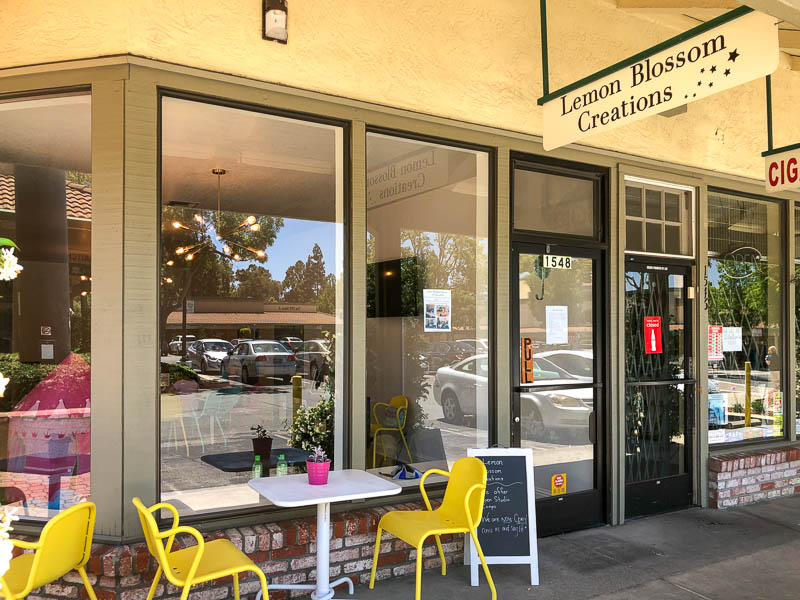 Lemon Blossom Creations Opens At Palos Verdes Mall In Walnut